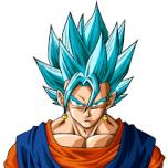 Vegetto Ssj Dios Azul